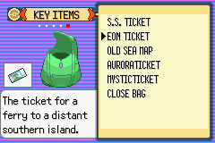 Pokemon Expert Emerald GBA ROM Hacks