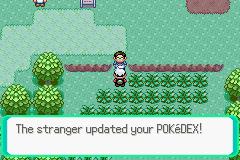 Pokemon Expert Emerald Screenshot
