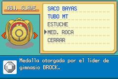 Pokemon Final Red Screenshot