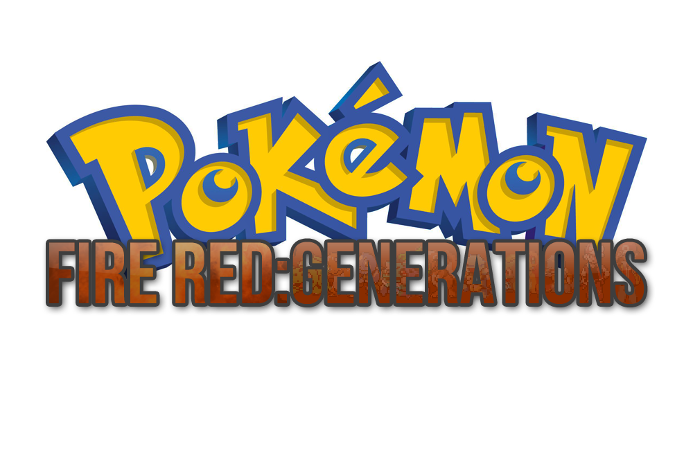 Pokemon Fire Red: Generations ROM Hack Download