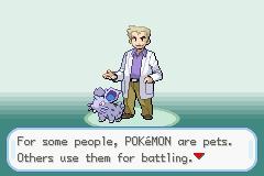 Pokemon Fire Red Infernos Screenshot