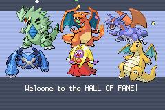 Pokemon Fire Red Omega Screenshot