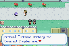 Pokemon Fire Red Rocket Edition GBA ROM Hacks