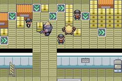 Pokemon Fire Red Rocket Edition Screenshot