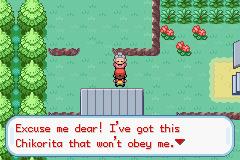Pokemon Furious Flames Screenshot