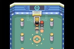 Pokemon Golden Sun Screenshot