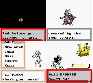 Pokemon Haiiro GBC ROM Hacks
