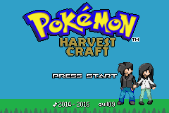 Pokemon Harvestcraft GBA ROM Hacks