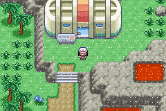 Pokemon Heiwa GBA ROM Hacks