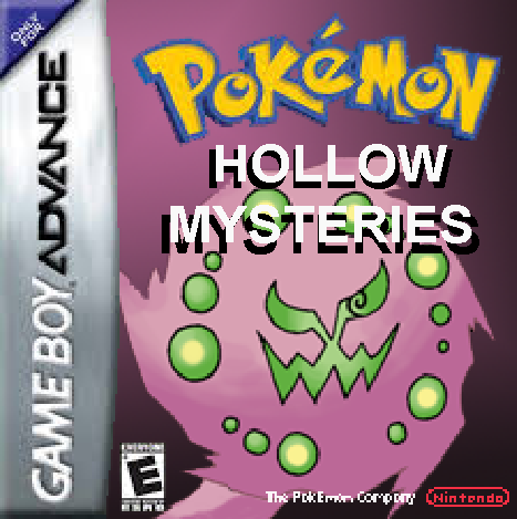 Pokemon Hollow Mysteries GBA ROM Hacks