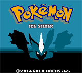 Pokemon Ice Silver GBC ROM Hacks