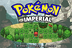 Pokemon Imperial GBA ROM Hacks