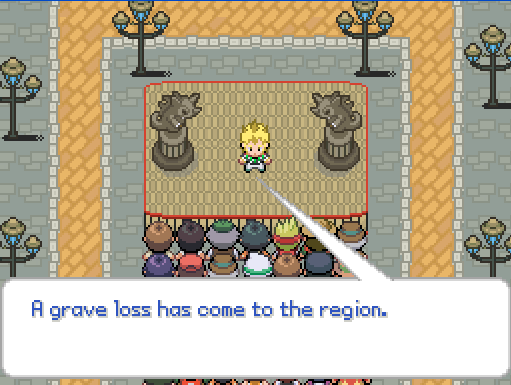 Pokemon Insurgence Screenshot