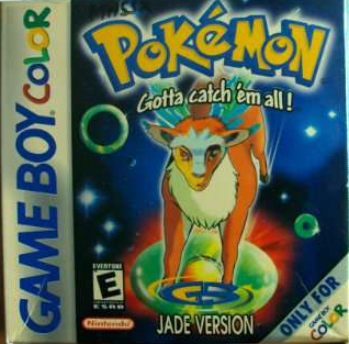 Pokemon Jade GBC ROM Hacks