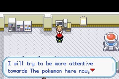 Pokemon Johto Adventures - Rebirth GBA ROM Hacks