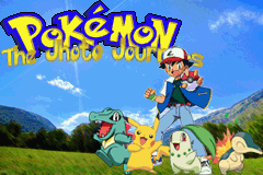 Pokemon Johto League Showdown GBA ROM Hacks