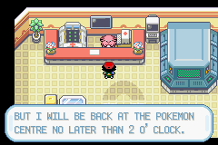 Pokemon Johto League Showdown Screenshot