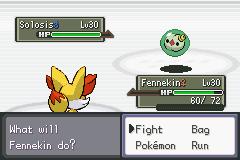 Pokemon Kanto Black Screenshot