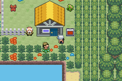 Pokemon Legendary Ashes GBA ROM Hacks