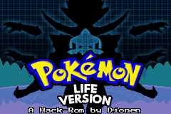 Pokemon Life GBA ROM Hacks