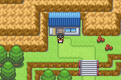 Pokemon Luria GBA ROM Hacks