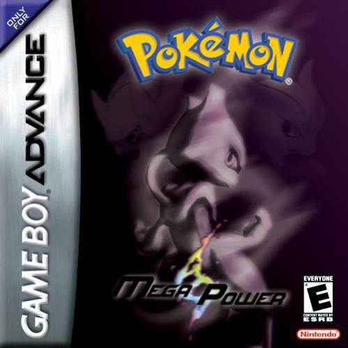 Pokemon Mega Power GBA ROM Hacks