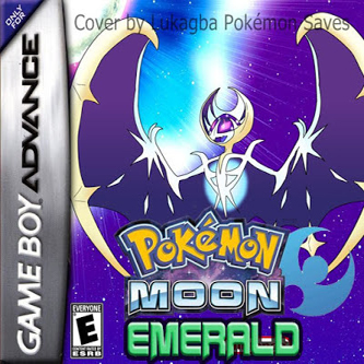 Pokemon Moon Emerald GBA ROM Hacks