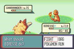 Pokemon Omega Ruby (GBA) Screenshot