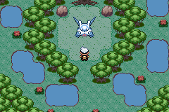 Pokemon Onyx Blue Screenshot