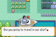 Pokemon Orange Sun Screenshot