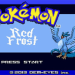Pokemon Red Frost