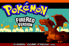 Pokemon Rising Red Screenshot