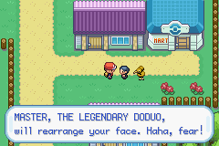Pokemon Rocket Strike Screenshot