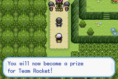 Pokemon Rose Screenshot