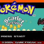 Pokemon Scarlet