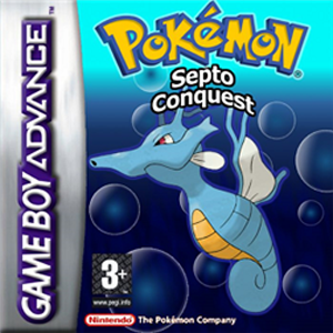 Pokemon Septo Conquest GBA ROM Hacks