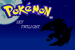 Pokemon Sky Twilight GBA ROM Hacks