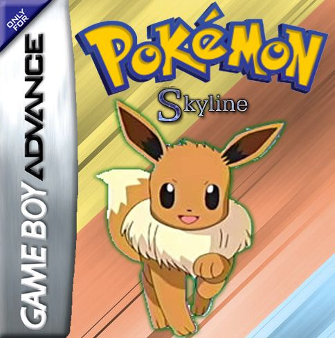 Pokemon Skyline GBA ROM Hacks