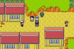 Pokemon Skyline Screenshot