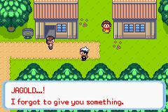 Pokemon Skyline GBA ROM Hacks