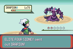 Pokemon Spirit Emerald Screenshot
