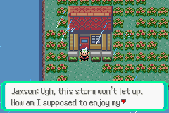 Pokemon Summer Splash GBA ROM Hacks