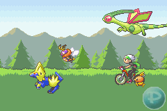 Pokemon Super Mega Emerald GBA ROM Hacks