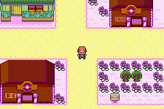 Pokemon Sweet GBA ROM Hacks