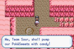 Pokemon Sweet Screenshot
