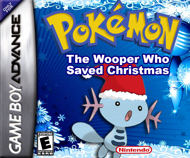 Pokemon The Wooper Who Saved Christmas ROM Hack Download
