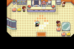Pokemon Theta Emerald GBA ROM Hacks