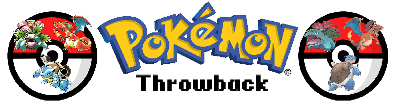 Pokemon Throwback: Kanto, Your Way GBA ROM Hacks