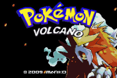 Pokemon Volcano Screenshot