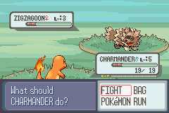 Pokemon Volcano GBA ROM Hacks